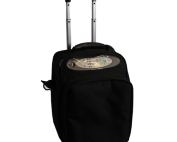 DeVilbiss iGo Deluxe Rolling Carrying Case