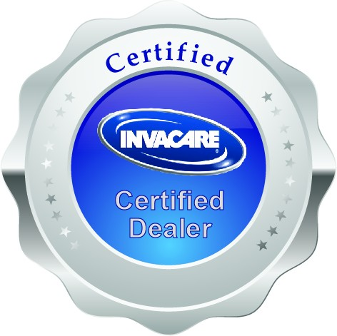 Invacare Certified Internet Dealer
