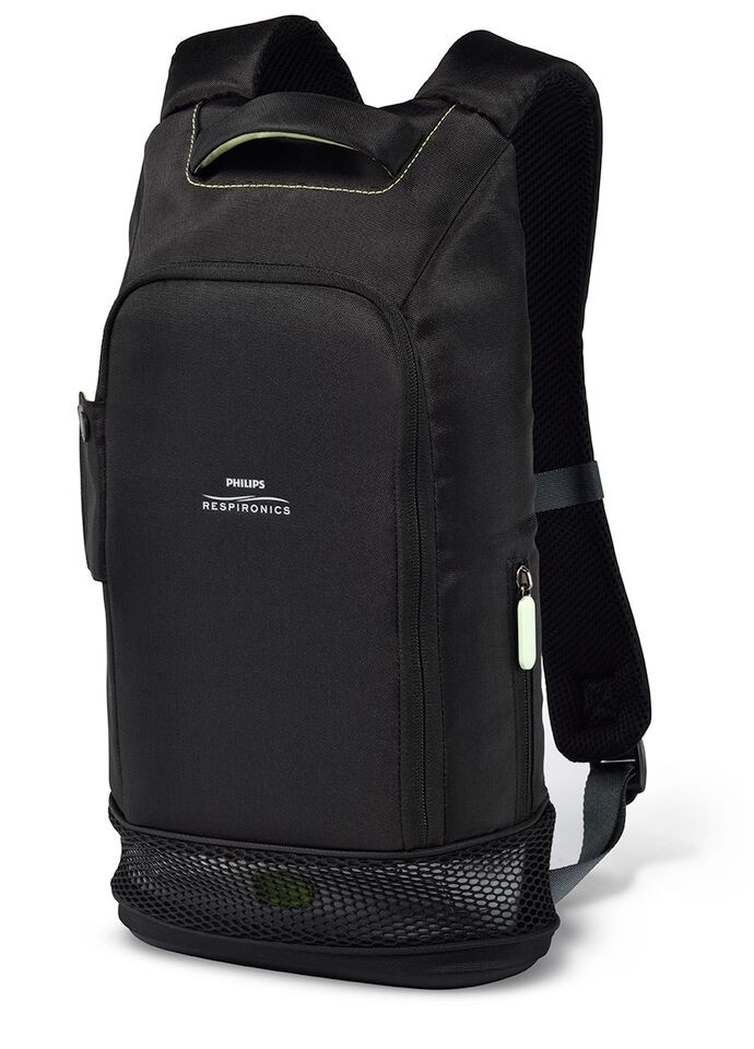 Respironics SimplyGo Mini Black Backpack