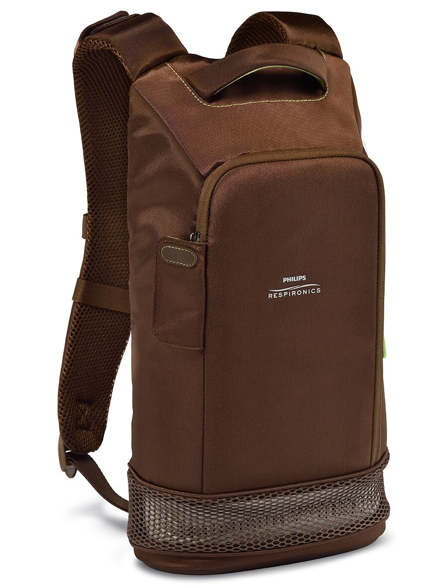 Respironics SimplyGo Mini Backpack (Brown)