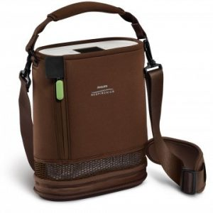 Respironics SimplyGo Mini Carrying Case with Shoulder Strap