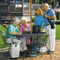 Portable Use of the Invacare SOLO2